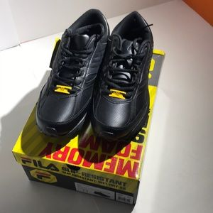 FILA Memory Ultra Slip Resistant Women's Shoes